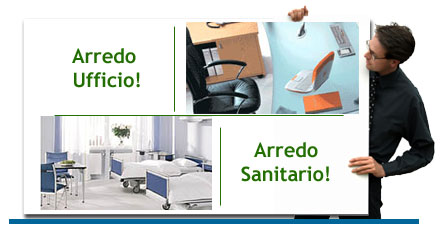 Mef medical european forniture for Arredo ufficio napoli